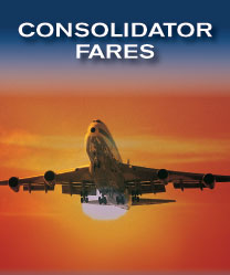 Consolidator Fares